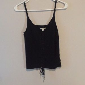 Cropped American Eagle tank top